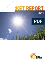 EPIA Market Report 2011
