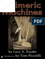 Chimeric Machines by Lucy A. Snyder