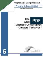 Programa de Competitividad Integracion de Agrupamientos Turisticos Clusters Turisticos