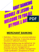 Merchant Banking 1