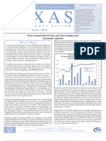 Texas Labor Market Review - April 2012