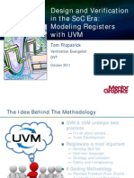 Modeling Registers With Uvm Tom Fitzpatrick