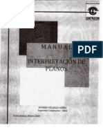 Manual Interpretacion de Planos