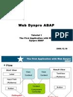 WebDynpro for ABAP_2