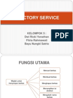 t01 - Directory Service - Kelompok 5