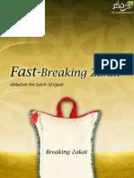 En Fast Breaking Zakat