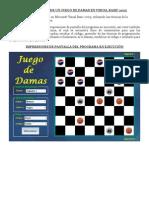 3553662 Programacion de Un Juego de Damas en Visual Basic 2005