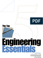 Top 5 Eng'r Essentials Part_I