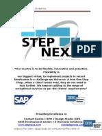 StepNex Company Profile v 1 1