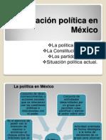 La situación política en México