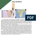 Africa.cartografia