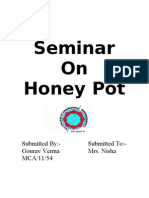 Honeypot Documentation