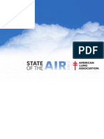 2012 American Lung Association State of the Air Report