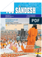 YogSandesh February Eng2012
