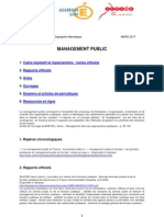 Dossier Management Public