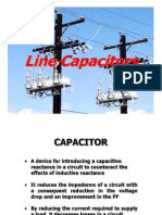 Line Capacitors