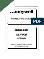 King KLN-90B Install