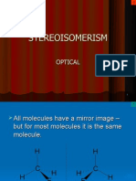 A2 Optical Isomerism