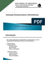Automação Eletropneumática e Eletrohidráulica