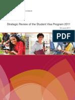 Student Visa Program 2011