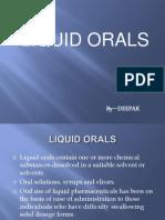 Liquid Orals Deeps