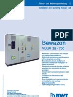Bewazon VULW 25 - 700 Mehrkreisanlagen 2007-02 D+GB