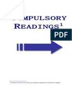 Nuclear Physics Readings