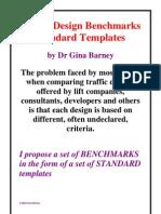 BarneyDesignBenchmarksStandardTemplates