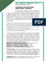 apresentação Projeto blogue