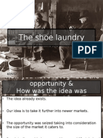 Shoe Laundry (Group No. 6)