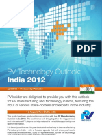 PV Technology Outlook India