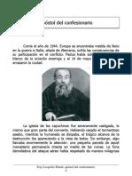 Fray Leopoldo Mandi, apóstol del confesionario