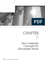 Supplemental Chapter.java Language Concepts