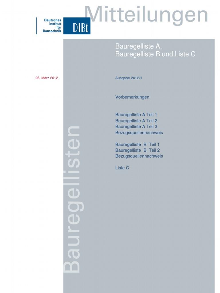 BRL 2012-1