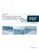 Guide Concrete Overlays