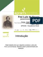 Frei Luiz de Sousa_Catarina Domingues
