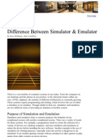 Difference Between Simulator & Emulator _ eHow