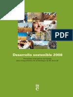 Principales indicadores de España para el seguimiento de la Estrategia de Desarrollo Sostenible de la UE(Es)/ Main indicators of Spain to monitor the Sustainable Development Strategy of the EU (Spanish)/ Espainiako adierazle nagusiak EB-eko Garapen Iraunkorraren Estrategiaren jarraipenerako(Es)