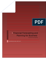 A-24 Financial Planning and Analysis