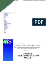 Module 7 _ Communication Interpersonnelle