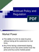 Antitrust Policy