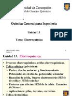 Unidad 05 electroquímica