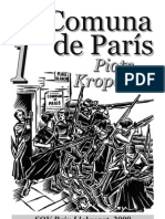 Kropotkin, Piotr - La Comuna de París [1880]