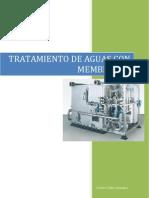 Tratamiento de Aguas Con Membranas