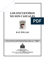 Los Encuentros No Son Causales - Kay Pollak