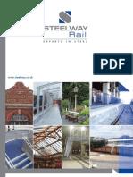 Steelway Rail Brochure 2011