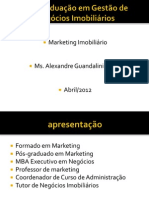 Pos Graduacao Em Marketing Imobiliario