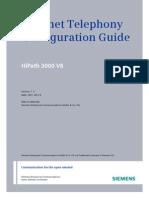 HiPath 3000 Config Guide ITSP