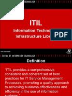 ITIL Slides
