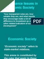Economic Society